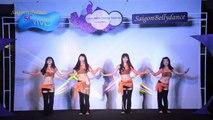 [Vietnam Belly Dance Festival 2015] SBD 22 Ruby Belly Dance -1