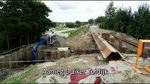Aanleg Duiker voor natuurgebied de Uitwaayer / Hekelingen 2015