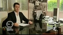 Livraison de repas à domicile par Resto In sur Télé Matin