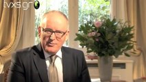 O Frans Timmermans στο Tvxs [μέρος 1ο]