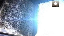 باحثون بجامعة بيرمنغهام يكتشفون أقدم نسخة من القرآن بالعالم