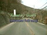 "Singing Road  Sound Road ""Kusatsu-Bushi""(Japanese fork song)"