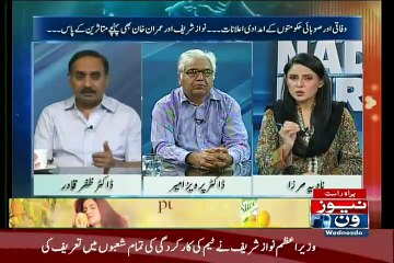 10 PM With Nadia Mirza - 22nd July 2015
