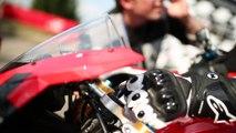 Onboard Brno 2013 - Streckenvorstellung in Brünn mit Alex Hofmann auf Sport 1 ! Moto GP !