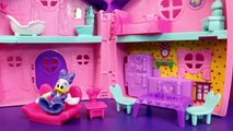 Minnie Mouse Pet Salon with Mickey Mouse Clubhouse Donald Duck Pluto Mickey Kidnaps Cuckoo Loca Bird