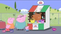Peppa pig Castellano Temporada 4x37 La casa de vacaciones