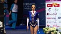 Salome Pazhava. 2015 European Championships. EF. Clubs