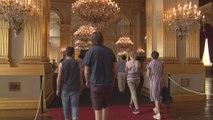 Déjà 3.000 visiteurs pour le premier jour des portes ouvertes du Palais Royal