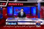 Aaj Shahzeb Khanzada Kay Sath (22-07-2015)