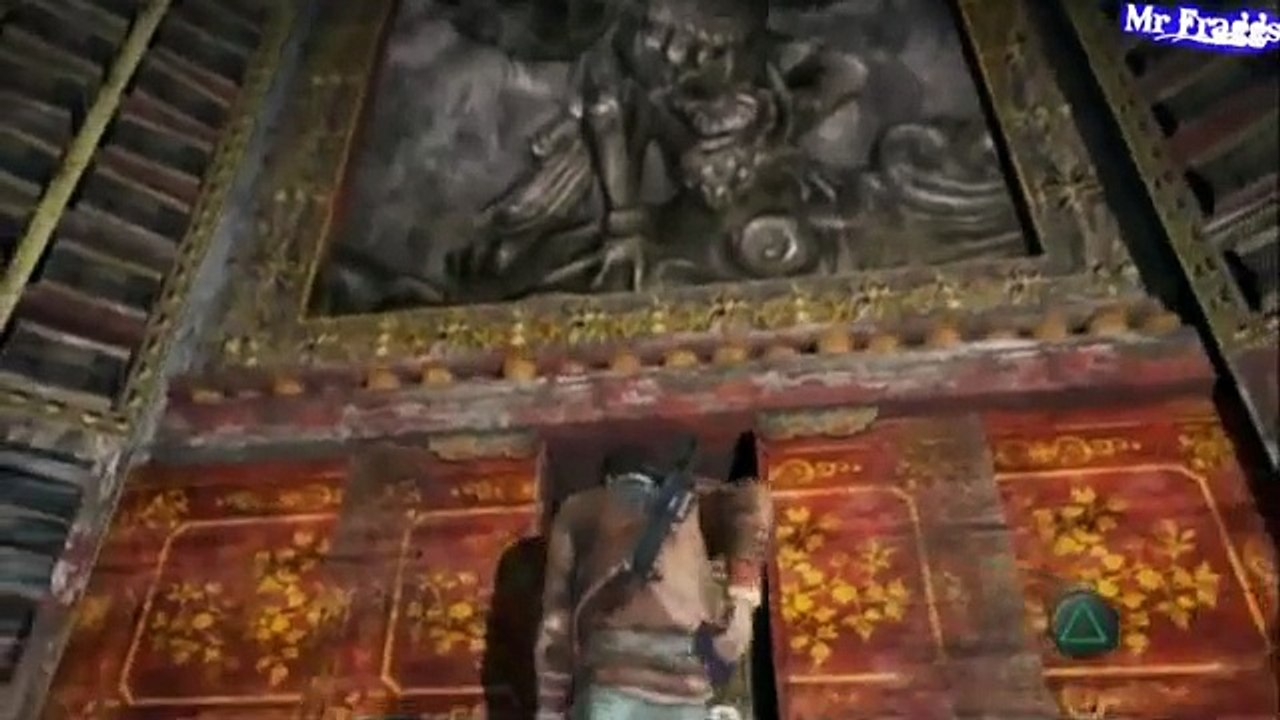 Uncharted 2 The Reunion Puzzle Video Dailymotion