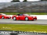 Track Day VWGC - Golf MK3 VR6 Turbo, MK4 GTi, Ferrari 355, CS, 575M, Subaru and Mitsubishi