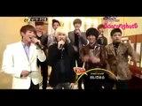 [Backstage] Kyuhyun hablando español (Sub Español)