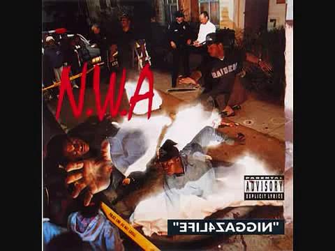 N.W.A. – Appetite For Destruction