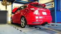 FOCUS ST - Full Milltek Exhaust - Vidéo dailymotion