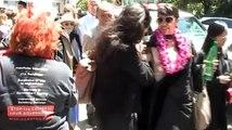 2011 Graduation UC Berkeley Law Boalt Hall -- NO TORTURE!