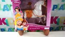 Disney Princess Fairy Tale Horse!! What A Beautiful Horse!! Let's See What It Can Do!!!