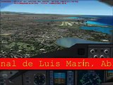 Vuelo en Formación IVAO, TNCM-TJSJ, Flight Simulator 2004