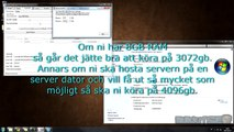 Hur man gör en Minecraft Bukkit server 1.8.7 Utan hamachi på svenska