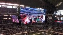 Rangerettes Half-time @ Cowboys 10/23/11 (Big Screen)