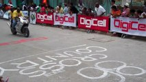 Belize Cross Country Cycling Classic 2014 Finish