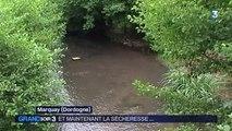 Sécheresse : 52 départements concernés par des restrictions d'eau