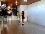 Coreografia Não to valendo nada Henrique e Juliano, na Escola de Dança Vem Dançar 9699 1032