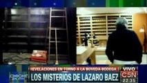 La causa de la bóveda de Lázaro Báez - Peritajes Edilicios con Chiche Gelblung