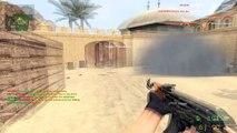 Counter Strike Source: Team Deathmatch on De-Dust 1