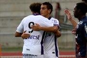 L'égalisation de Wissam Ben Yedder contre Montpellier