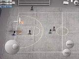 [Stickman Basketball] LUCKIEST WIN EVER in street basketball