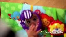 Mattel -  Fisher Price - Zoo Friends Musical Gym - Ginásio Animais da Floresta