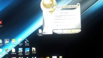 ASUS update BIOS flash on P5Q