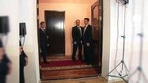 Kim Jong-il rencontre Dmitri Medvedev en Sibérie