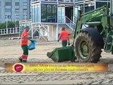 Plan de Limpieza de Playas de Gijón 2013. EMULSA Medioambiente