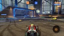 Rocket League Funtage - WORST LAG EVER! -PS4 Rocket League Montage Funny Moments