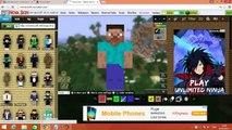 Como Colocar Skin No Minecraft Pirata -Tutorial