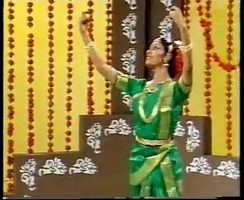 RESHMA SHETTY BHARATA NATYAM