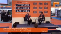Renewable Hydrogen: Energy storage & security of supply