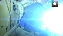 SSI: arriva il cambio per gl astronauti in orbita