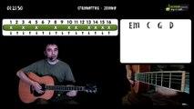 Apprendre à la guitare Cranberries - Zombie - en 3 minutes - Tuto Guitare