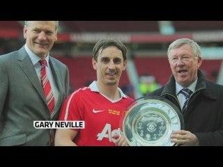 Gary Neville balance à tout va !