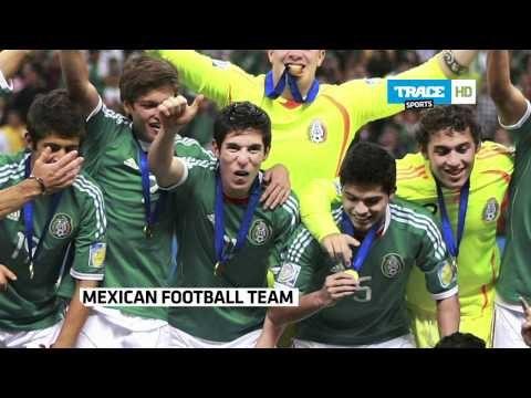 L'équipe du Mexique au coeur d'un scandale sexuel