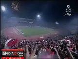 agressoin d'une journaliste algereinne wassila batiche apres match egypt vs algerie