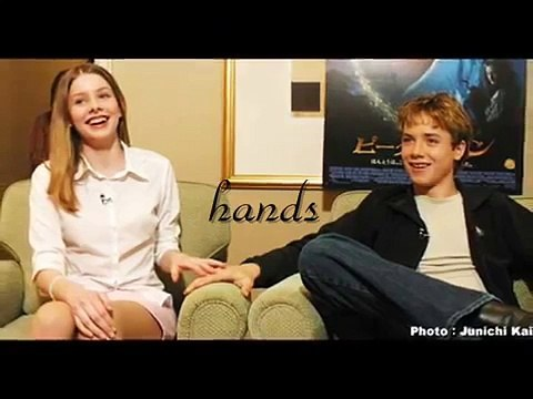 Rachel Hurd-Wood and Jeremy Sumpter in love [Read description]
