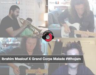Ibrahim Maalouf X Grand Corps Malade #Whojam
