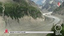 Réchauffement climatique : bientôt la fin des neiges éternelles dans les Alpes ?
