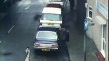 The Chinese Detective (1981)   Railway Station + Park  {Clip 1) - David Yip Ian Hendry
