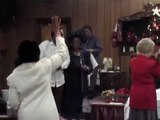 90 year old pastor dancing for Jesus! Very Inspiring - God is Truly Good