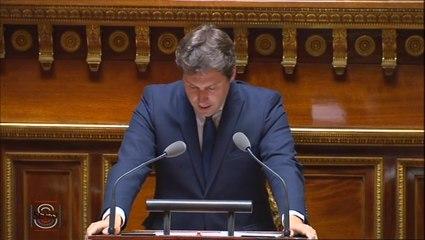 Conclusions de la CMP sur la loi NOTRe : intervention de Mathieu Darnaud