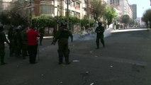 Deutsche Botschaft in Bolivien durch Explosion beschädigt